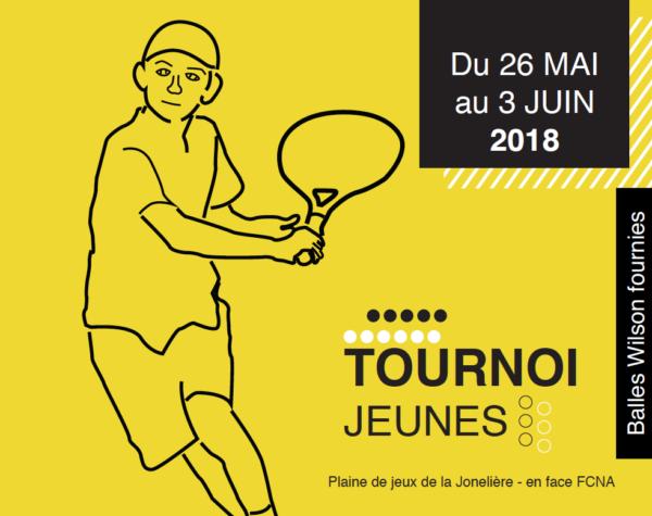 2018 – Open des Jeunes